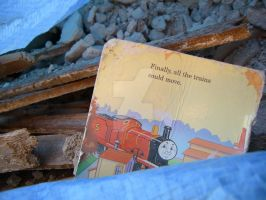 Poor Thomas by alittletree