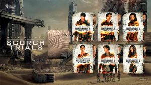 The Scorch Trials (2015) Folder Icon #2 by sebasmgsse