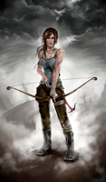 TOMB RAIDER REBORN by 9DenkO6