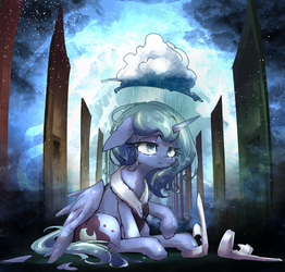 Dream realm by toki-reatle