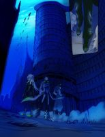 edepth- city of the deep by mayshing