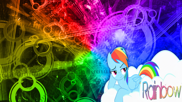 Rainbows, coolness and stuff by FknSpitfire
