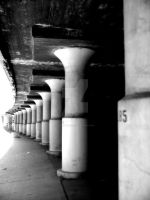 the pillars under saint paul by artemissere