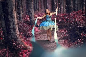 The Dancing Doll (read about stock images) by TEMPERATE-SAGE