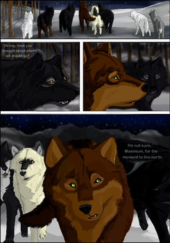The Travel - Part 1 by Str0ngwolf