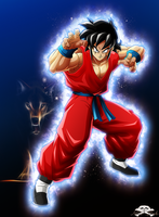 [Kikoo Version] Yamcha limit breaker by Niiii-Link