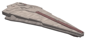 Spore: Phoebus-class Star Destroyer by Cyrannian