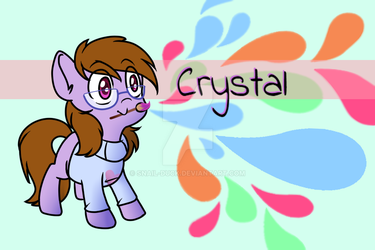 Crystal by Snail-Duck