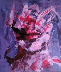 Abstract portrait by kybel