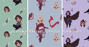 pattern commissions ohhOHH by gichis