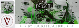 13 Reasons Why by Fuckthesch00l