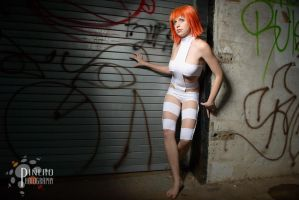 The Fifth Element - Perfect by EveilleCosplay