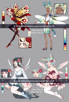 [CLOSED] Special Collab Pollibud Adopts!~ by lunarleafeAdopts