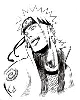 The greatest Hokage of alltime by KeiNhanGia