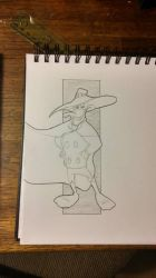 Darkwing Duck by Chanis27
