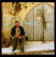 old man. by orcunceyhan