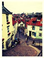 Whitby Darling. by ToniTurtle