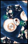 BB-8: The Fractal Awakens by Lucy--C