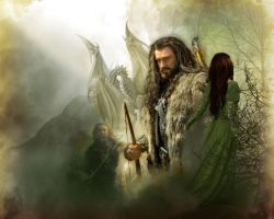 Thorin's Heart by durinheir