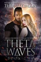 Theta Waves 2 -- Ebook Cover by FrostAlexis