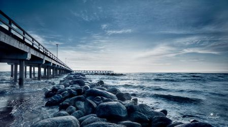 Baltic Sea by nellusatko