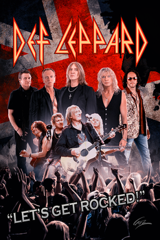 Def Leppard by PZNS
