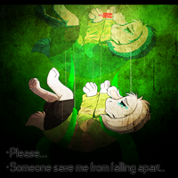*Please... *Save me from falling apart by TayaTheDemon