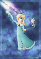 :Collab - Star Painting: by Lady-Zelda-of-Hyrule
