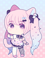 Kitty Charm Adopt: CLOSED by MyuHime