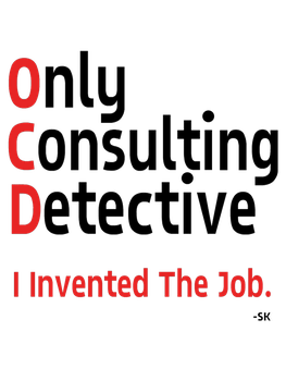 OnlyConsultingDetective... by whodyathink