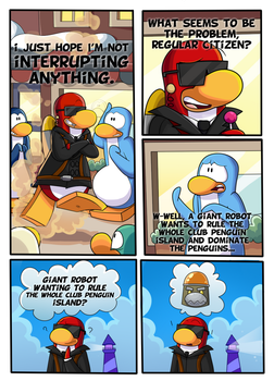 The Games Take Club Penguin - Page 27 by Biel102
