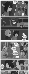 The Gloaming - Page 021 by arosyks