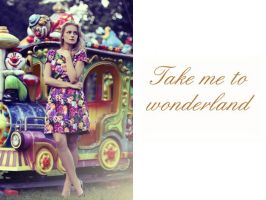 Take me to wonderland by halucynowa