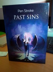 Past Sins Book by SpokenMind93