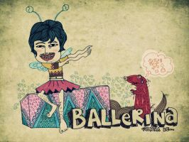 ballerina wanna be by yulianzone