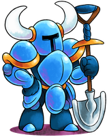 [MM] ''M+L'' RPG Style: SHOVEL KNIGHT! by MAST3R-RAINB0W