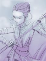 Rey by t-rob