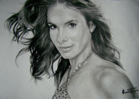 Sandra Bullock by dessiner1
