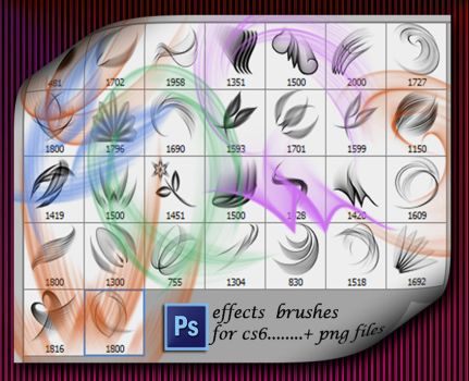 Effects Brushes by roula33
