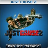 Just Cause 2 HQ Icon by ReDes1gn