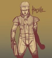 Hajile by Johanz