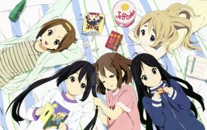 K-ON Girls  xD by Raiiy