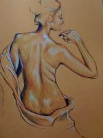 Figure Drawing by simplykeltastic