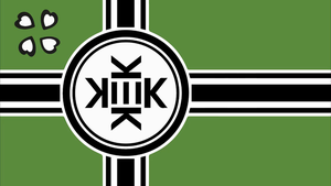 Republic of Kekistan Flag #FreeKekistan by LPBanned17