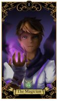 I The Magician - Rythian by abjectionz