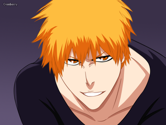 bleach 443 Ichigo by TemariSabak