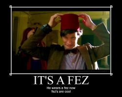 Its's a fez by xana-1