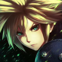 Cloud FFVII by CTiahao