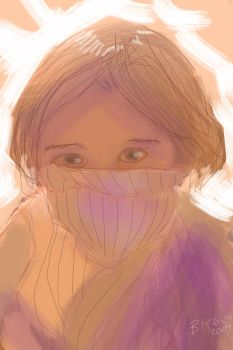 iPainting of the Day-20090624 by DigitalGreen