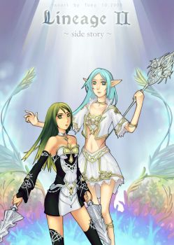 Lineage 2: side story by Toey